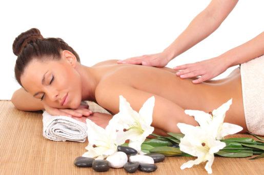 Лечебный и эстетический массаж